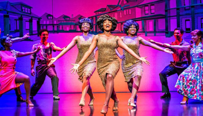 Motown The Musical comes to Manchester Opera House in February 2019