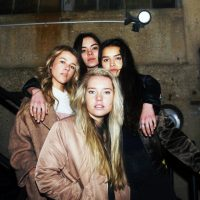 The Aces in interview on debut album When My Heart Felt Volcanic