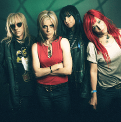 A documentary about L7 is featured at Doc' N Roll Festival Manchester