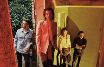 Arctic Monkeys will play two Manchester Arena gigs