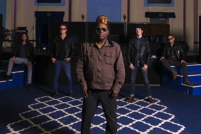 Previewed: Barrence Whitfield and the Savages at Soup Kitchen