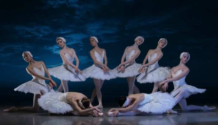 English National Ballet School students will perform at Manchester Opera House image courtesy ASH