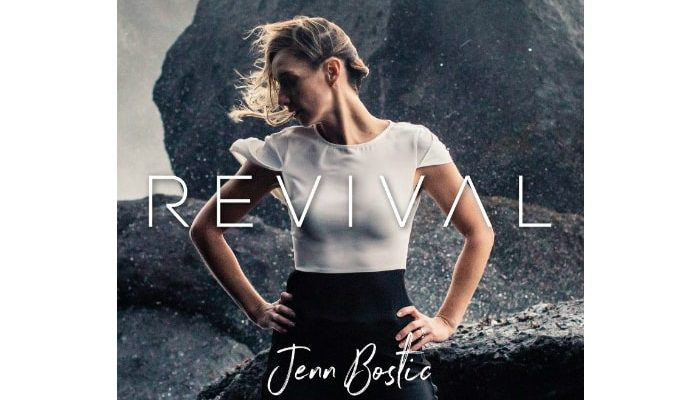image of Jenn Bostic's album cover for Revival
