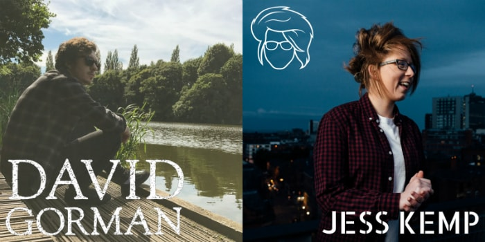 Jess Kemp and David Gorman will co-headline at the Deaf Institute