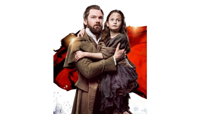 Les Miserables comes to Manchester Palace Theatre featuring Killian Donnelly as Jean Valjean - image courtesy Matt Crockett