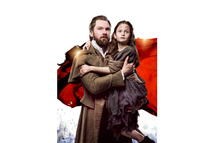 Manchester Theatre - Les Miserables at the Palace - Live