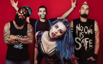 Sumo Cyco - interviewed at Rebellion Manchester