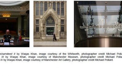 Manchester Museums and Galleries Partnership acquires artworks by Waqaas Khan