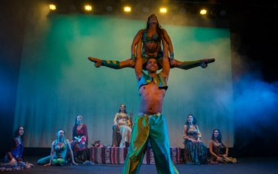 Manchester born dancer returns from West End to appear in Scheherazade and 1001 Nights