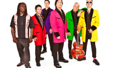 Showaddywaddy come to Manchester's Waterside Arts