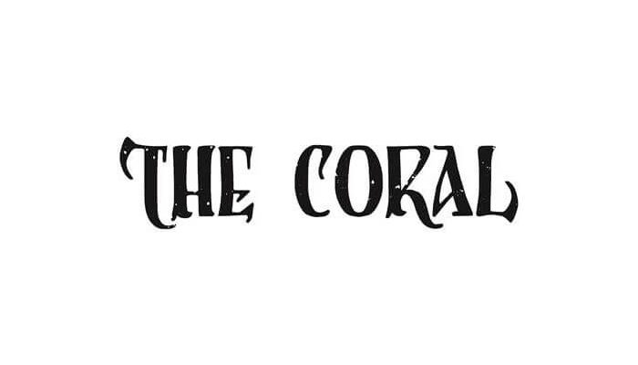 The Coral headline at Manchester's Albert Hall