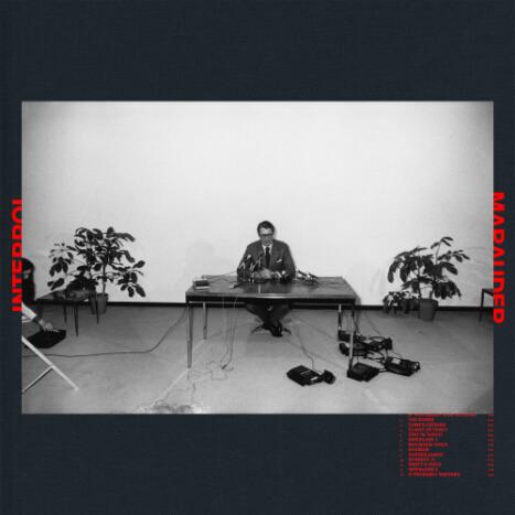 Interpol - Marauder album artwork