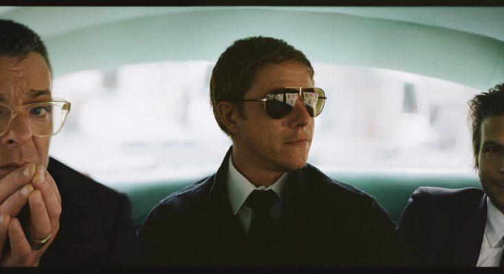 Interpol - image courtesy Jamie James Medina