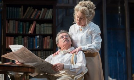 Previewed: A Long Day's Journey Into Night at Home Manchester