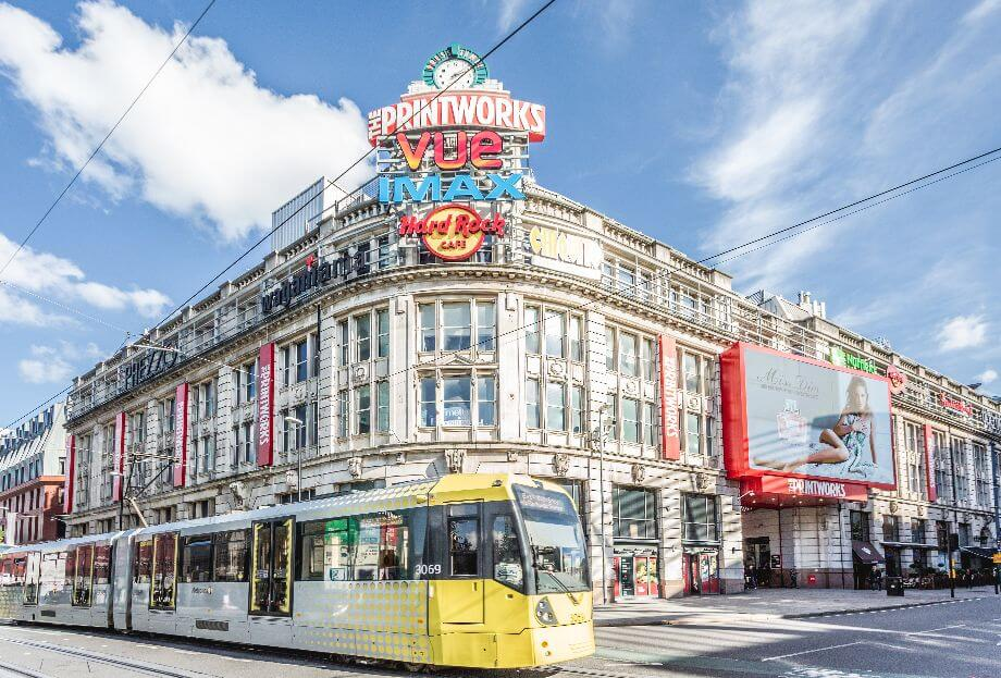 The Printworks offers a series of special deals for the World Cup