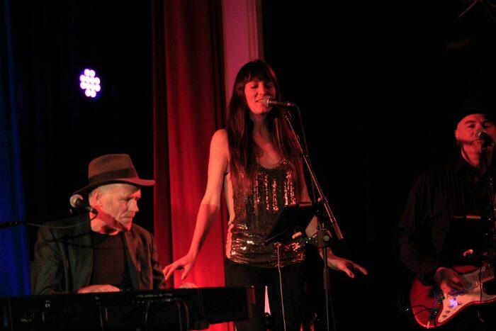 My Leonard Cohen - image courtesy Angie Paton