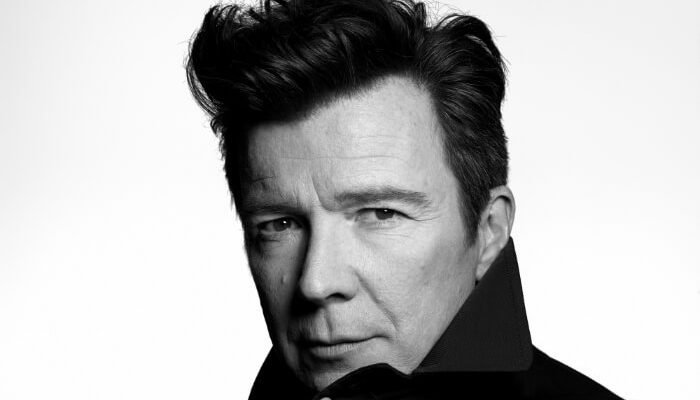 Rick Astley will headline at Manchester Arena
