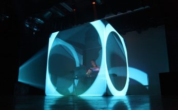 multi-sensory journey through the present and future effects of global warming, Sentinel, comes to Oldham Library