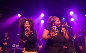 The London African Gospel Choir will perform Graceland at Manchester Academy