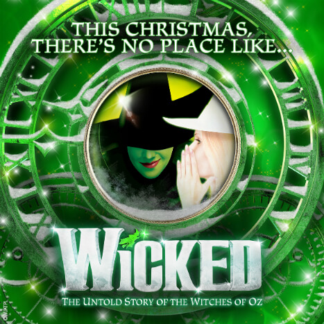 Wicked returns to Manchester for Christmas 2018