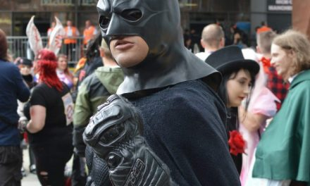 MCM Comic Con Manchester – in pictures