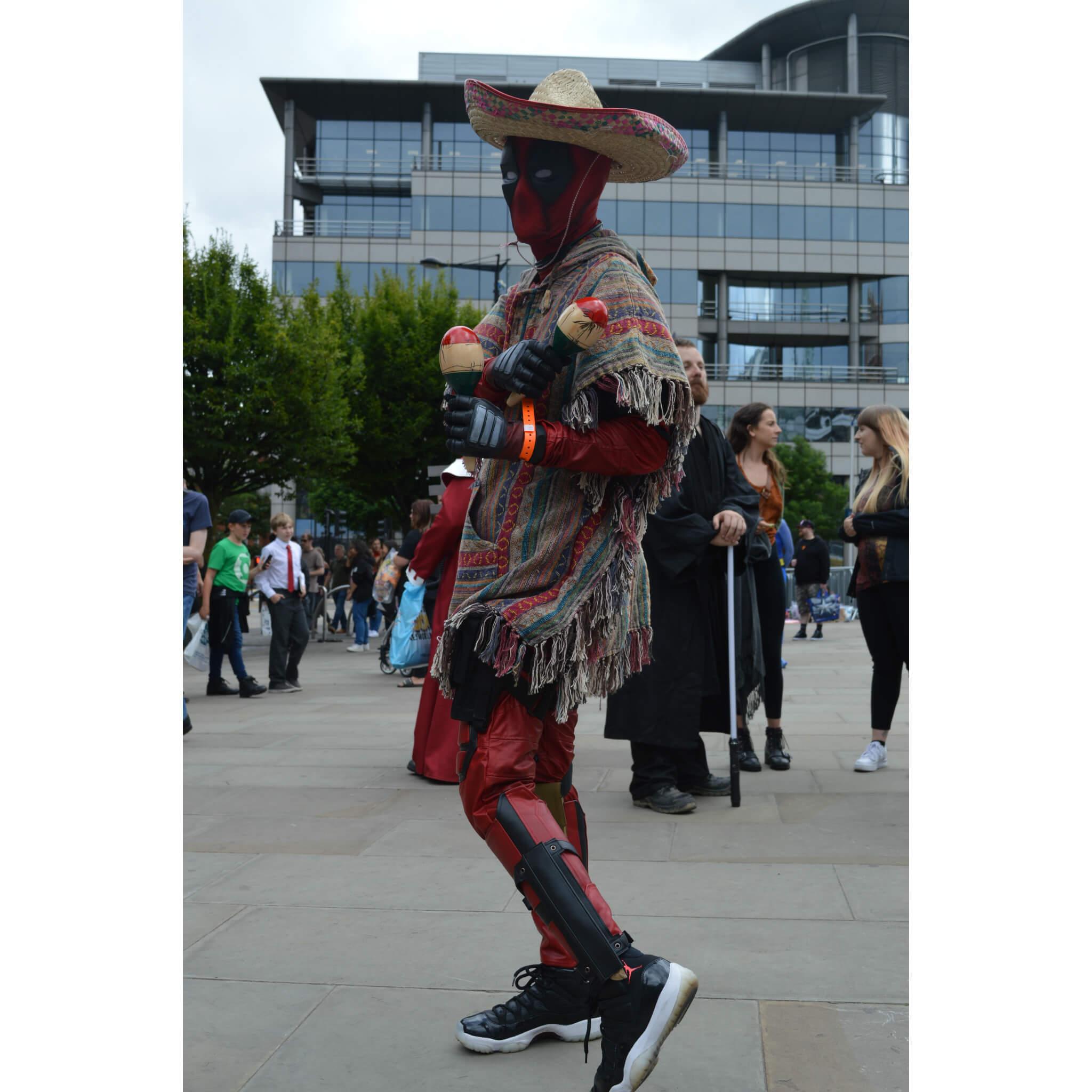 MCM Comic Con Manchester 2018