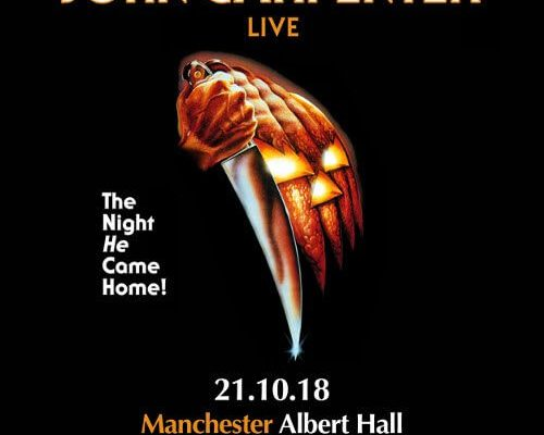 John Carpenter live at Manchester Albert Hall