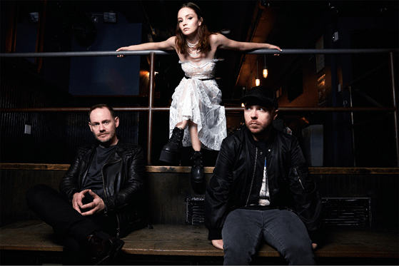 CHVRCHES announce Manchester Victoria Warehouse gig
