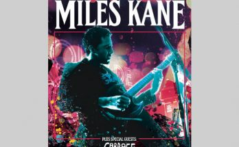 Manchester gigs - Miles Kane plays two gigs at Manchester Academy