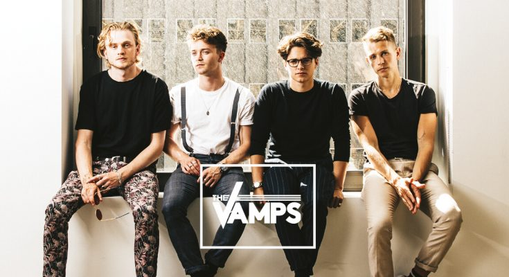 Manchester gigs - The Vamps will headline at the O2 Apollo Manchester
