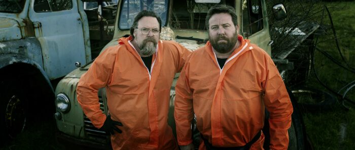Australian comedy Brothers' Nest will premiere at Manchester's Grimmfest