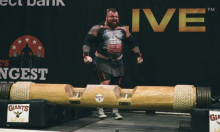 MAN vs LAD – Eddie Hall to take on The Lad Bible in eating contest