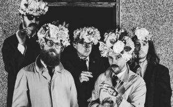 Idles will perform at FOPP Manchester