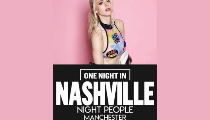 Manchester events - Liv Austen will perform at One Night in Nashville at Night People