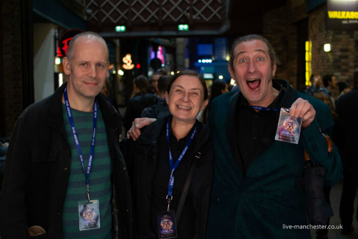Vworp - Doctor Who convention at The Printworks