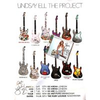 win a signed poster and CD from Lindsay Ell