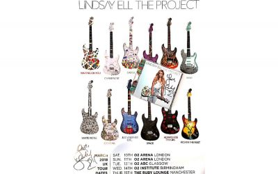 Win a signed Lindsay Ell CD and poster