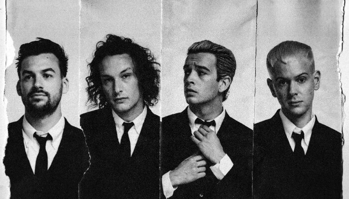 The 1975 will headline at Manchester Arena