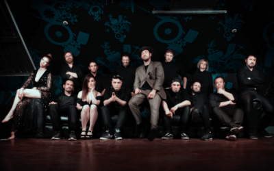 The Dutty Moonshine Big Band announces Manchester Gorilla gig