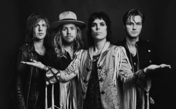 Manchester gigs - The Struts will headline at Manchester Academy - image courtesy Anna Lee Media