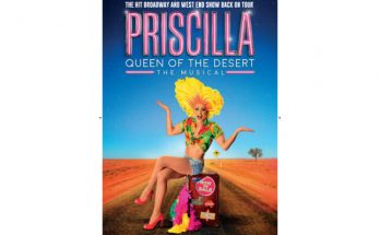 Manchester theatre - Priscilla Queen of the Desert The Musical