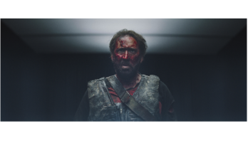 Mandy will feature at FilmFear 2018 - image courtesy Universal Pictures