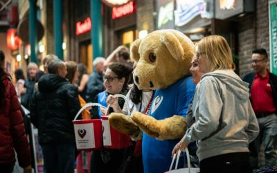 The Printworks raises record amount for The Christie