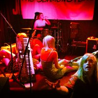 The Seamonsters at Jimmys Manchester