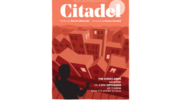 Citadel is performed at The Kings Arms