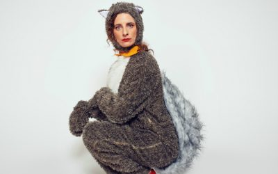 Previewed: Felicity Ward – Busting A Nut – at Salford Lowry