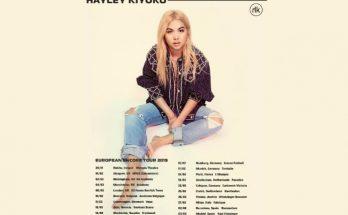 Manchester gigs - Hayley Kiyoko will headline at Manchester Academy