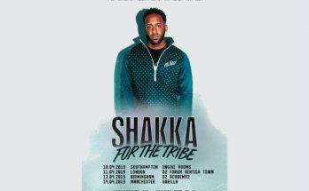 Manchester gigs - Shakka will headline at Gorilla