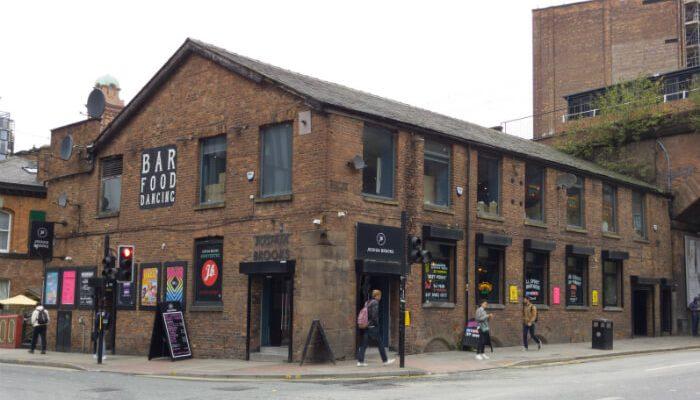 Manchester venue - Joshua Brooks