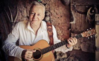 Tommy Emmanuel will perform at Manchester's Royal Northern College of Music concert hall